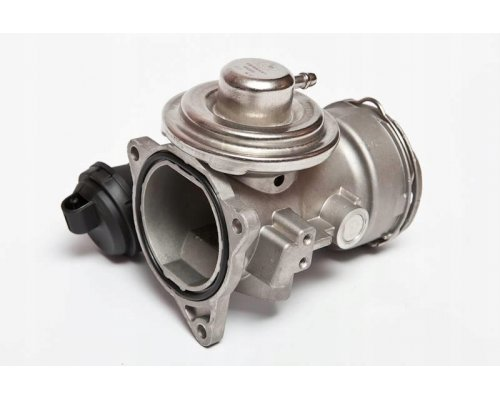 Клапан EGR рециркуляции отработанных газов (двигатель AXC / AXB) VW Transporter T5 1.9TDI 63kW / 77kW 2003-2009 7372D WAHLER (Германия)