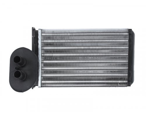Радиатор печки (с кондиционером, 235х157х42мм) VW Transporter T4 1990-2003 73977 NISSENS (Дания)