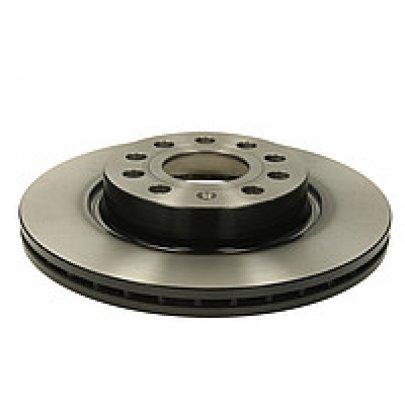 Тормозной диск передний (288х25mm) VW Caddy III 04- DF4295 TRW (Германия)