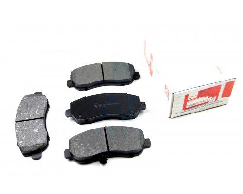Тормозные колодки передние (с датчиком) Renault Master III / Opel Movano B 2010- 74230 ASAM (Румыния)