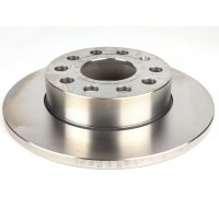 Тормозной диск задний (256х12mm) VW Caddy III 04- 0986479155 BOSCH (Германия)