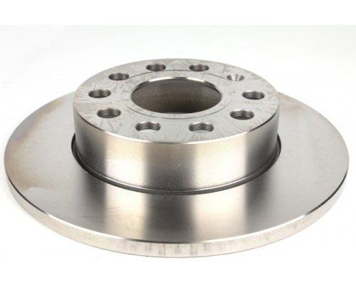 Тормозной диск задний (256х12mm) VW Caddy III 04- 6150.06 AUTOTECHTEILE (Германия)