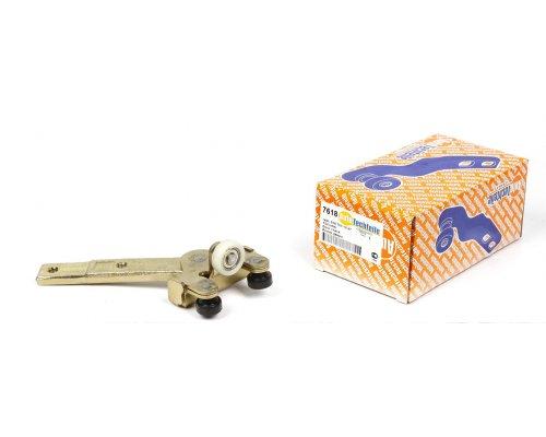 Ролик боковой двери нижний (с кронштейном) MB Vito 638 1996-2003 7618 AUTOTECHTEILE (Германия)