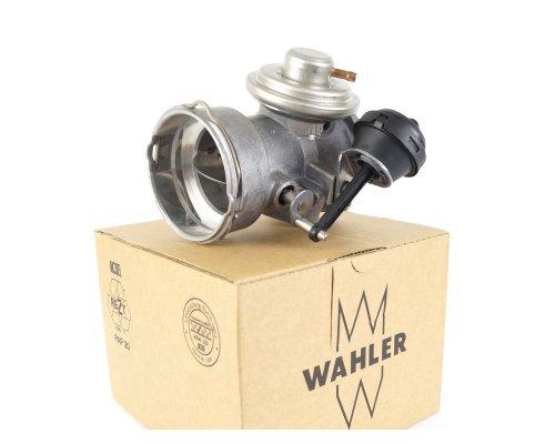 Клапан EGR рециркуляции отработанных газов (двигатель AXD / AXE) VW Transporter T5 2.5TDI 2003-2009 7649D WAHLER (Германия)