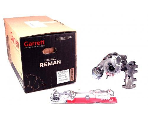 Турбина (двигатель BMM, заводская реставрация) VW Caddy III 2.0TDI 103kW 2007-2010 765261-9008S GARRETT (США)