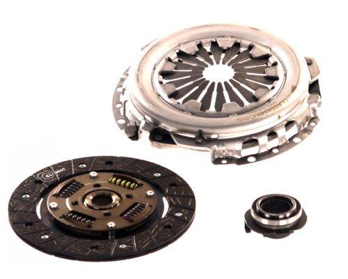 Комплект сцепления + выжимной подшипник (механический) Renault Kangoo 1.2 / 1.4 (бензин) 97-08 786019 VALEO (Франция)