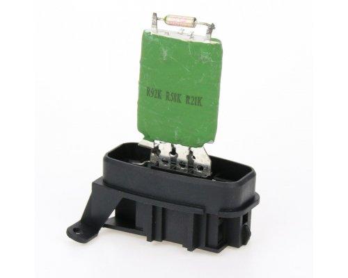 Реостат / резистор печки (7 контактов, до № кузова: R365850) MB Sprinter 901-905 1995-2006 A0018211360 MERCEDES (Оригинал, Германия)