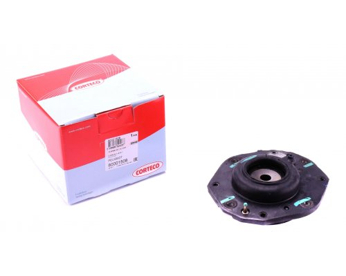 Подушка переднего амортизатора (с гидроусилителем руля) Peugeot Partner / Citroen Berlingo 1996-2011 80001508 CORTECO (Италия)