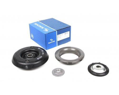 Подушка + подшипник (комплект) переднего амортизатора Peugeot Partner II / Citroen Berlingo II 2008- 802395 SACHS (Германия)