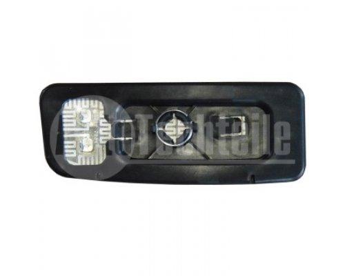 Вкладыш зеркальный правый нижний (с подогревом) VW Crafter 2006- 8115 AUTOTECHTEILE (Германия)