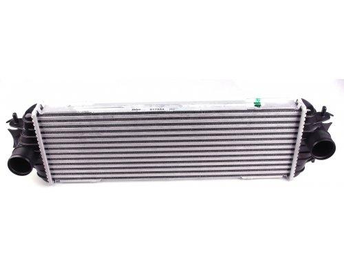 Радиатор интеркулера Renault Trafic II / Opel Vivaro A 1.9dCi 01-14 817554 VALEO (Франция)