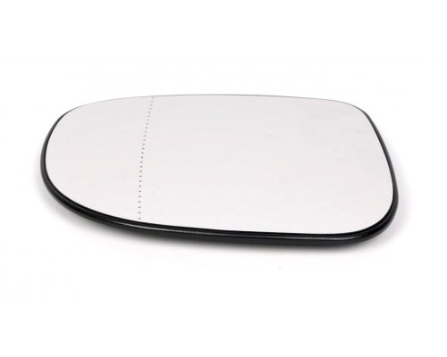 Вкладыш зеркальный правый (с подогревом) MB Viano 639 2003-2011 8189 AUTOTECHTEILE (Германия)