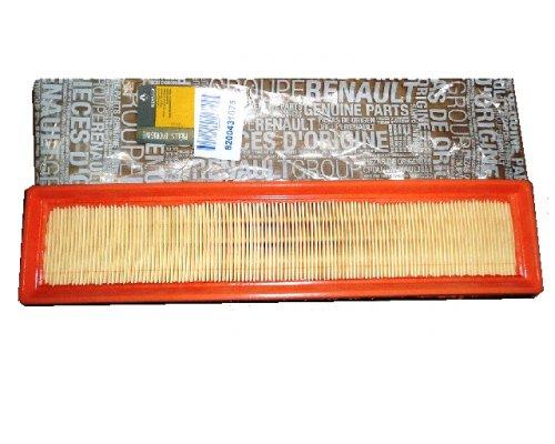 Воздушный фильтр Renault Kangoo / Nissan Kubistar 1.5dCi 97-08 8200431075 RENAULT (Франция)