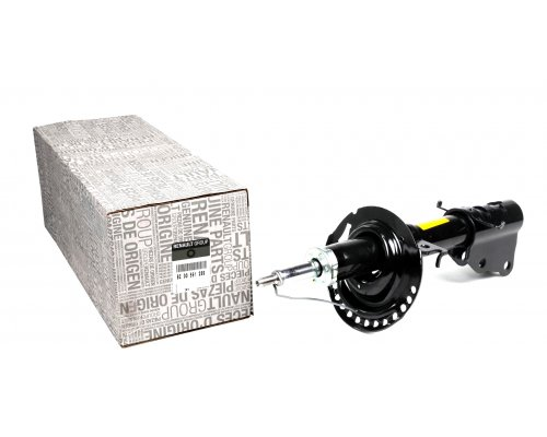 Амортизатор передний (R14, короткая база, D=47mm) Renault Kangoo II / MB Citan 2008- 8200591289 RENAULT (Франция)