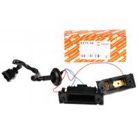 Корпус фонаря подсветки номера (улучшенное качество) VW Caddy III 2004-2015 3827004 AUTOTECHTEILE (Германия)