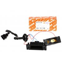 Корпус фонаря подсветки номера (улучшенное качество) VW Transporter T5 2003-2015 3827004 AUTOTECHTEILE (Германия)