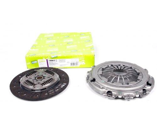 Комплект сцепления (корзина + диск, для гидравлического выжимного) Renault Kangoo 1.9dCi 01-08 828012 VALEO (Франция)