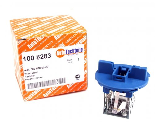 Реостат / резистор печки VW Crafter 2006- 8283 AUTOTECHTEILE (Германия)