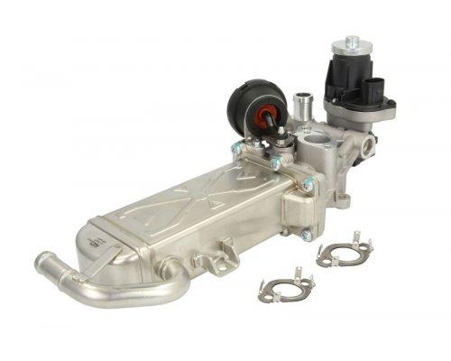 Клапан EGR рециркуляции отработанных газов (с радиатором) VW Caddy III 1.6TDI / 2.0TDI 2010-2015 83.998 SIDEM (Бельгия)