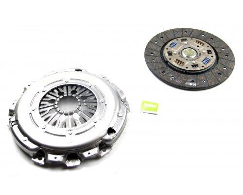 Комплект сцепления (корзина + диск) MB Sprinter 906 (двигатель OM646) 2.2CDI 2006- 832388 VALEO (Франция)