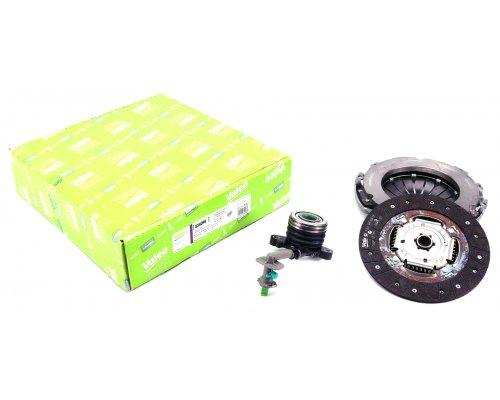Комплект сцепления + выжимной подшипник (гидравлический) Renault Kangoo 1.5dCi 01-08 834098 VALEO (Франция)