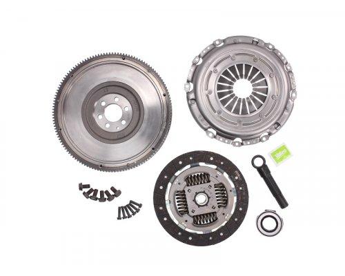 Демпфер / маховик (глухой) + комплект сцепления VW Transporter T5 2.0TDI 62 / 75 / 84kW 2009-2015 835159 VALEO (Франция)