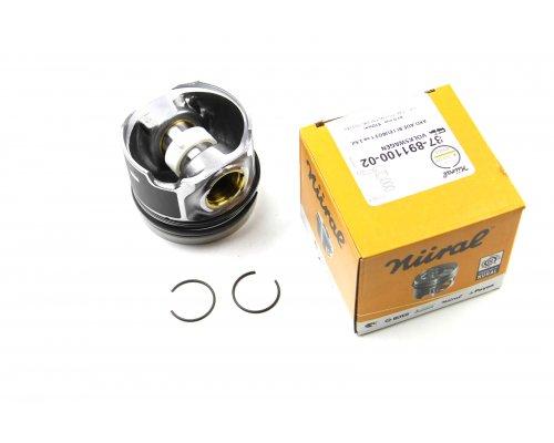 Поршень (для 1, 2 цилиндра, стандарт) VW Transporter T5 2.5TDI 96kW / 128kW (двигатель AXD / AXE) 03-09 87-72179STD NURAL (Германия)
