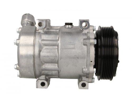 Компрессор кондиционера Fiat Scudo / Citroen Jumpy / Peugeot Expert 1.6HDi / 2.0 (бензин) 2007- 89076 NISSENS (Дания)