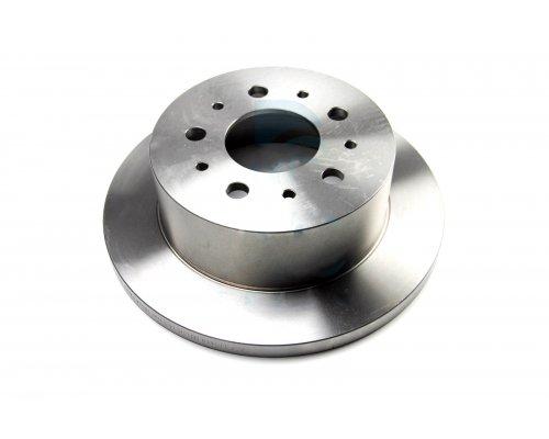 Тормозной диск задний (280x16мм, R15) Fiat Ducato / Citroen Jumper / Peugeot Boxer 2002-2006 8DD355113-711 HELLA PAGID (Германия)
