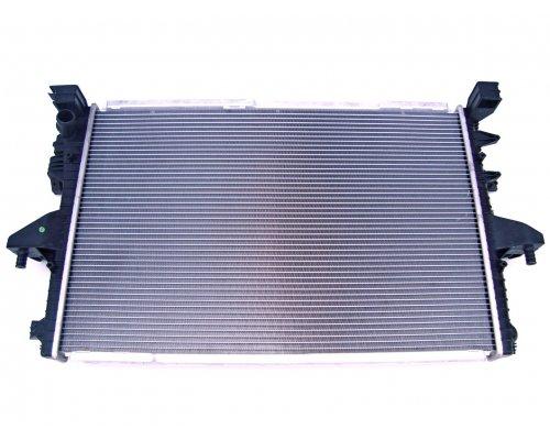 Радиатор охлаждения VW Transporter T5 2.0TDI / 2.0BiTDI / 2.0TSI (бензин) 2009-2015 8MK376787-751 HELLA (Германия)