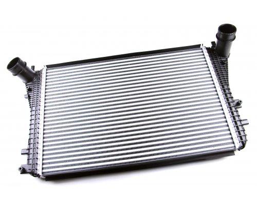 Радиатор интеркулера (двигатель BJB) VW Caddy III 1.9TDI 04-10 8ML376746-721 HELLA (Германия)
