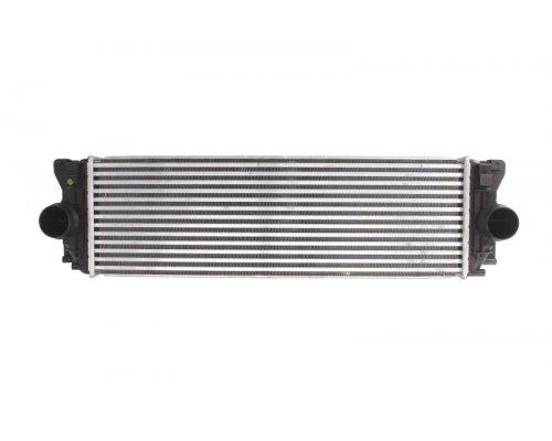 Радиатор интеркулера (двигатель: OM651) MB Sprinter 906 2.2CDI 2009- 8ML376777391 HELLA (Германия)