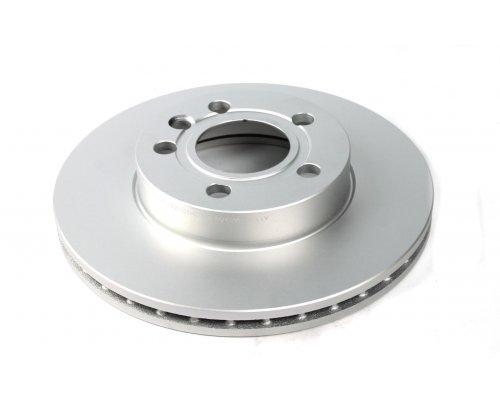 Тормозной диск передний вентилируемый (R15, 280x24mm) VW Transporter T4 90-03 90-2100-05 BSG (Турция)