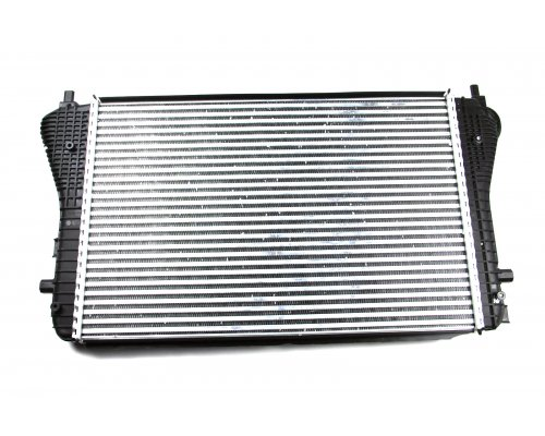 Радиатор интеркулера (двигатель BJB) VW Caddy III 1.9TDI 04-10 90-535-007 BSG (Турция)