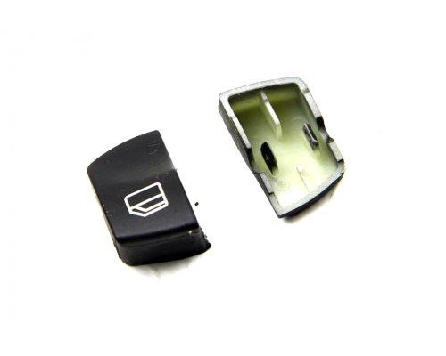 Кнопка стеклоподъемника двери (2шт, левая) MB Sprinter 906 2006- 90-860-090 BSG (Турция)
