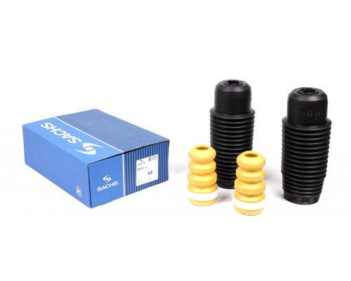 Пыльник + отбойник (комплект, 2+2шт) переднего амортизатора Fiat Scudo / Citroen Jumpy / Peugeot Expert 1995-2006 900181 SACHS (Германия)