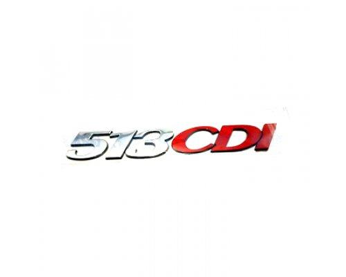 Эмблема задней двери MB Sprinter 906 2006- 9068174714 TURKEY (Турция)