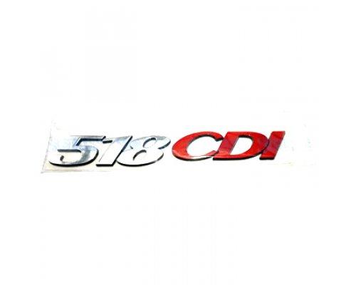 Эмблема задней двери MB Sprinter 906 2006- 9068172114 TURKEY (Турция)