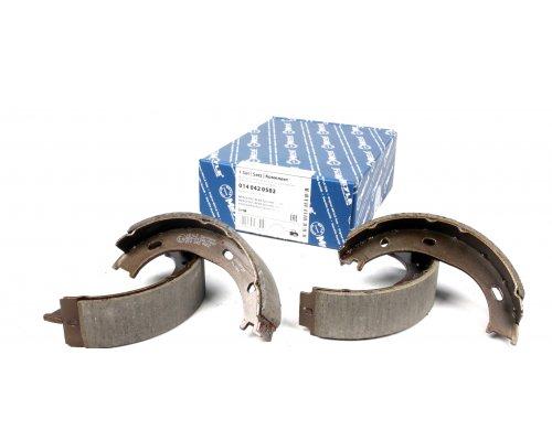 Колодки ручника (без пружинок) VW LT 28-35 1996-2006 0140420502 MEYLE (Германия)