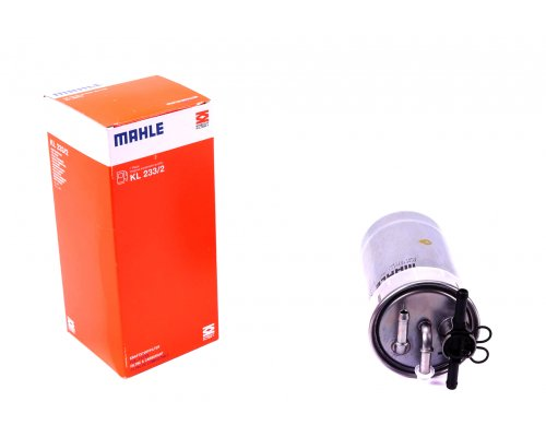 Топливный фильтр (с клапаном) VW LT 2.5SDI / 2.5TDI / 2.8TDI (92kW / 96kW) 1996-2006 KL233/2 KNECHT (Германия)