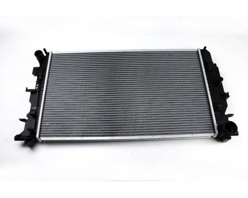 Радиатор охлаждения VW Crafter 2006- 90520012 BSG (Турция)