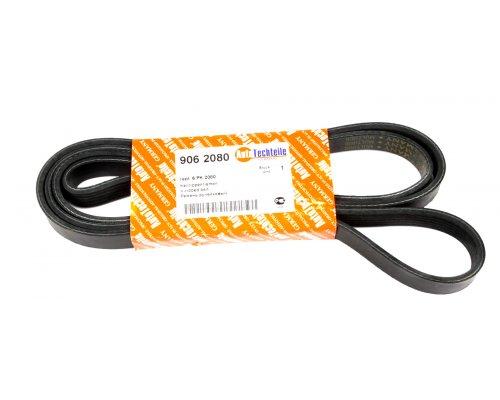 Ремень генератора (без кондиционера) MB Vito 638 2.2CDI 96-03 9062080 AUTOTECHTEILE (Германия)