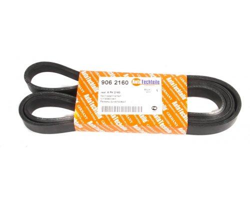 Ремень генератора (с кондиционером) MB Vito 638 2.2CDI 96-03 9062160 AUTOTECHTEILE (Германия)