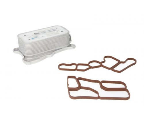 Радиатор масляный / теплообменник MB Vito 639 3.5 (бензин) 2007- 90783 NISSENS (Дания)