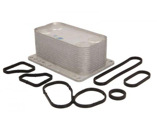 Радиатор масляный / теплообменник (69x139x58) Renault Trafic II / Opel Vivaro A 2.0dCi 06-14 90921 NISSENS (Дания)