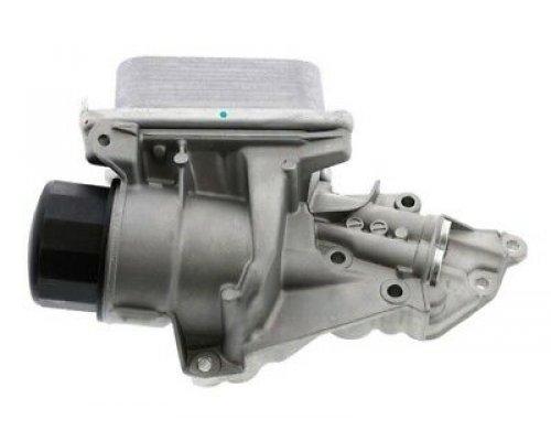 Радиатор масляный / теплообменник (с корпусом масляного фильтра) MB Vito 639 3.5 (бензин) 2007- 90933 NISSENS (Дания)