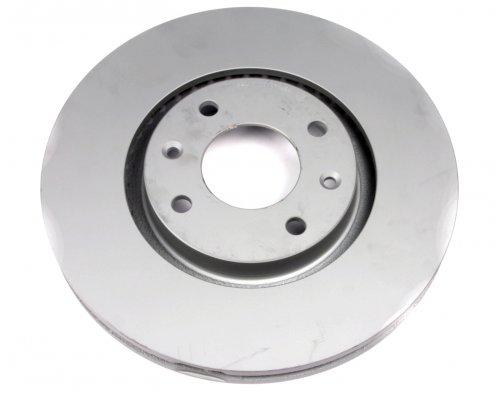 Тормозной диск передний (283x26мм) Peugeot Partner II / Citroen Berlingo II 2008- 92111603 TEXTAR (Германия)