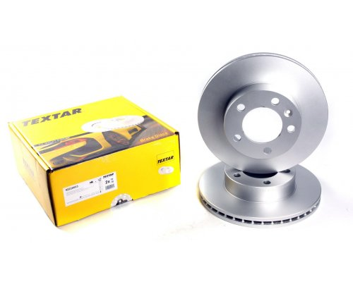 Тормозной диск передний (302х28мм) Renault Master III / Opel Movano B 2010- 92228603 TEXTAR (Германия)