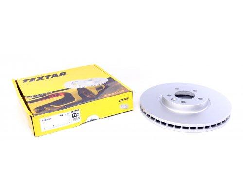 Тормозной диск передний (R17, 340x32.2mm) VW Transporter T6 2015- 92230303 TEXTAR (Германия)