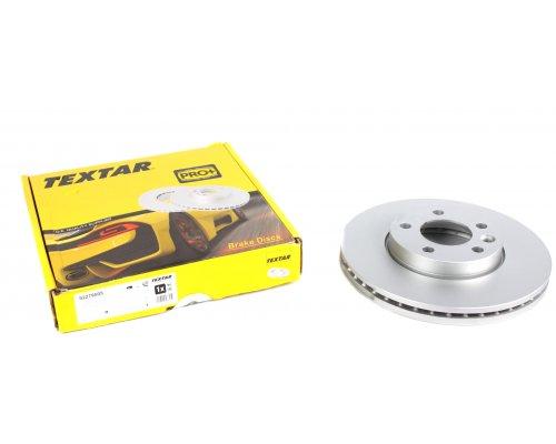 Тормозной диск передний (R16, 308x29.5мм) VW Transporter T6 2015- 92279505 TEXTAR (Германия)